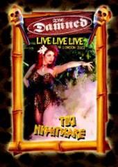DAMNED  - DVD LIVE: TIKI NIGHTMARE