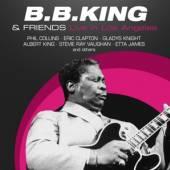 KING B.B. & FRIENDS  - CD LIVE IN LOS ANGELES