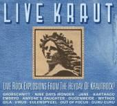 VARIOUS  - CD LIVEKRAUT - LIVE ..