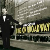 CROSBY BING  - CD BING ON BROADWAY