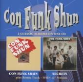 CON FUNK SHUN  - CD CON FUNK SHUN/ SECRETS