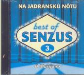 SENZUS  - CD BEST OF 3: O MARIJANA