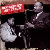WEBSTER BEN/ART TATUM  - CD BEN WEBSTER & ART TATUM..