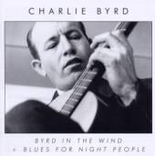 CHARLIE BYRD  - CD BYRD IN THE WIND ..