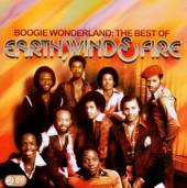 EARTH WIND & FIRE  - 2xCD BOOGIE WONDERLAND:THE..