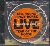 YOUNG NEIL  - CD YEAR OF THE HORSE (LIVE)
