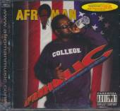AFROMAN  - CD AFROHOLIC THE EVEN BETTER TIMES
