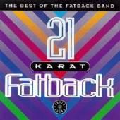 FATBACK BAND  - CD 21 KARAT FATBACK : BEST OF