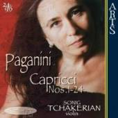 PAGANINI N.  - CD 24 CAPRICCI OP.1 FOR SOLO