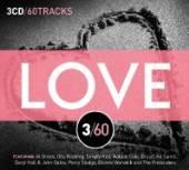3/60: LOVE / VARIOUS  - CD 3/60: LOVE / VARIOUS
