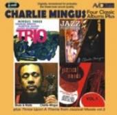 CHARLIE MINGUS (CHARLES MINGUS  - 2xCD FOUR CLASSIC AL..