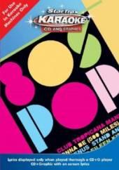 VARIOUS  - DVD KARAOKE 80S POP