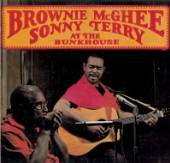 MCGHEE BROWNIE/SONNY TER  - CD AT THE BUNKHOUSE