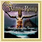 JAMES BYRDS ATLANTIS RISING  - CD BEYOND THE PILLARS