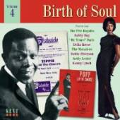 VARIOUS  - CD BIRTH OF SOUL VOL 4