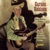 ROBISON CARSON  - CD BLUE TRAIN RIVER