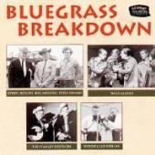 VARIOUS  - CD BLUEGRASS BREAKDOWN:NEWPORT FO