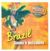 VAR-MUSICA SOLEADA  - CD BRAZIL SAMBA & BOSSA