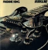 KING FREDDIE  - CD BURGLAR