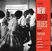 VARIOUS  - CD NEW BREED BLUES WITH BLACK POPCORN