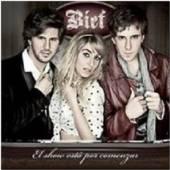 BIEF  - CD EL SHOW ESTA POR COMENZAR