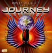 JOURNEY  - 2xCD DON'T STOP BELIEVIN':..
