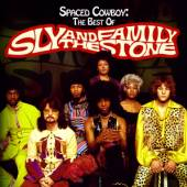 SLY & THE FAMILY STONE  - 2xCD SPACED COWBOY: THE BEST..