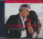 BOCELLI ANDREA  - CD PASSIONE