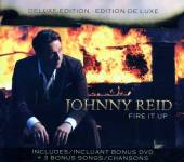 REID JOHNNY  - 2xCD+DVD FIRE IT UP -CD+DVD-