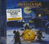 AVANTASIA - SAMMET TOBIAS  - CD THE MYSTERY OF TIME - A ROCK EPIC