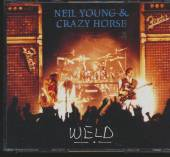 YOUNG NEIL & CRAZY HORSE  - 2xCD WELD -LIVE-