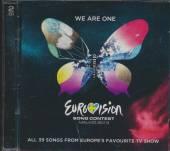 VARIOUS  - CD EUROVISION SONG CONTEST MALMO 2013