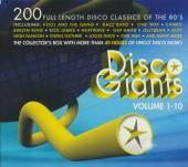 VARIOUS  - 20xCD DISCO GIANTS -BOX SET-