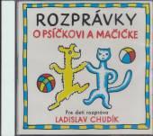 ROZPRAVKY [Chudik]  - CD ROZPRAVKY O PSICKOVI A MACICKE