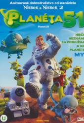 Planeta 51 (Planet 51) DVD - supershop.sk