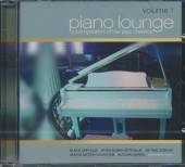 VARIOUS  - CD PIANO LOUNGE VOL.1