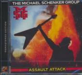 SCHENKER MICHAEL THE GROUP  - CD ASSALUT ATTACK