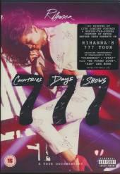 RIHANNA  - DVD RIHANNA 777 TOUR..