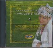 SLUK  - CD 4.MOJ VIENOK ZELENY