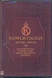 KONFLIKT  - DVD KONFLIKTOLOGY