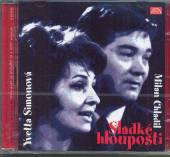 SIMONOVA YVETTA A CHLADIL MI  - 2xCD SLADKE HLOUPOSTI - BEST