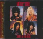 MOTLEY CRUE  - CD SHOUT AT THE DEVIL