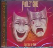 MOTLEY CRUE  - CD THEATRE OF PAIN