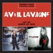 LAVIGNE AVRIL  - 2xCD LET GO/UNDER MY SKIN
