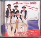 AKCENT [SK]  - CD LIVE 2009