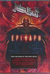 JUDAS PRIEST  - DVD EPITAPH
