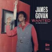 JAMES GOVAN  - CD WANTED ~ THE FAME RECORDINGS