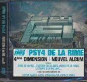 PSY 4 DE LA RIME  - CD 4EME DIMENSION