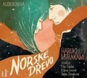 MURAKAMI HARUKI  - CD NORSKE DREVO