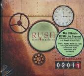 RUSH  - 2xCD TIME MACHINE 20..